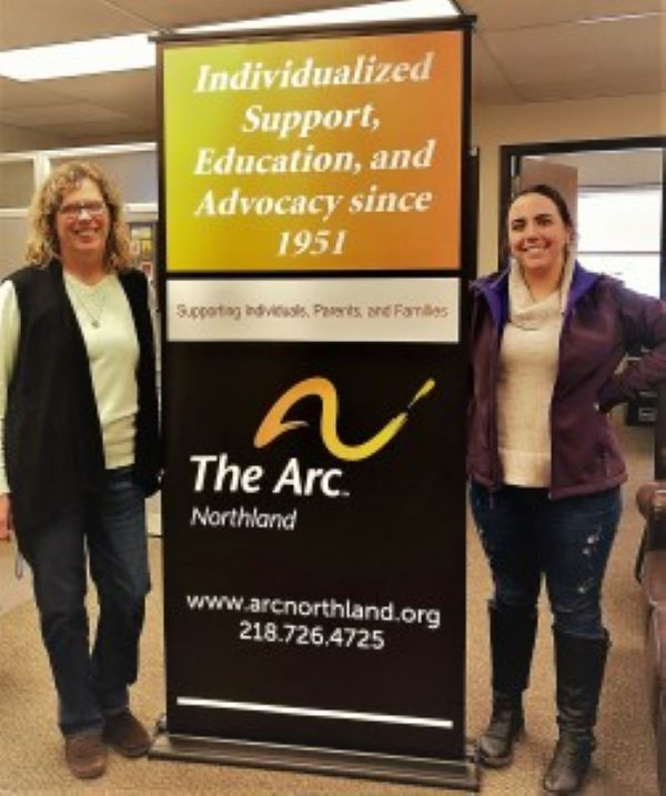 The Arc Northland - Individualized Support, Education, and Advocacy since 1951.